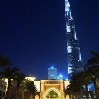 UAE・ドバイ 初めての中東は世界一が詰まった灼熱の大都会! @パレス・ダウンタウン