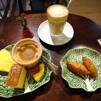 京都1泊旅行-<2>北野天満宮&ポルトガルの味を求めて