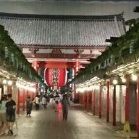 葉月、2017 お盆休みに東京うろうろ