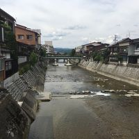 JR高山本線と越中国一ノ宮めぐり(京都富山旅行2)