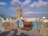�北アフリカ周遊とイスタンブールの旅(チュニジア編)