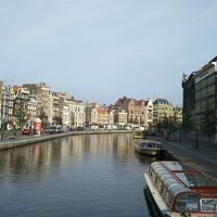海外一人旅第13段はオランダ田舎町をお散歩 - 2日目(アムステルダム編)