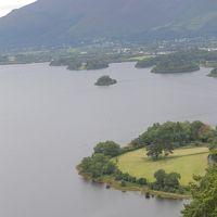 湖水地方。一日バス&クルーズツアーでぐるっと見学。