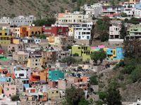 メキシコ 9日間 � グァナファト