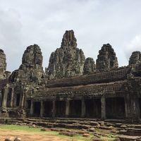 2017年8月カンボジア母子旅行【3日日】アンコール・トム