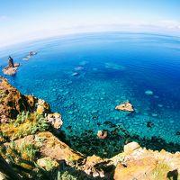 小樽のフレンチと美国のウニと積丹ブルー ミシュランを食べ歩く� 神威岬と美国ハウス編