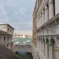 毎日2万歩歩いた北イタリア6都市周遊-その2 ベネチア編