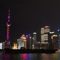 デルタ ビジネスクラスで上海・蘇州(上海編)