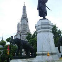 初訪タイ バンコク・アユタヤを駆け抜けた2泊3日のひとり旅 1日目
