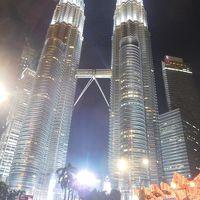 ANAで行くマレーシア6日間-1