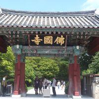 ANAマイルで福岡経由で韓国へ。ソウル〜釜山往復は大韓マイルで。〜�新羅の都「慶州」へ日帰りツアー!