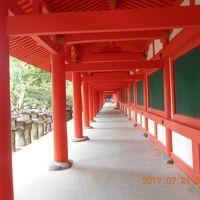 興福寺と春日大社、ならまちをサイクリング