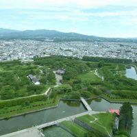 函館歴史散歩と大沼で自然を感じる旅�(2016夏)