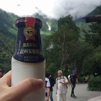 長野�1日で乗鞍登山と上高地ハイキングをはしご!上高地編