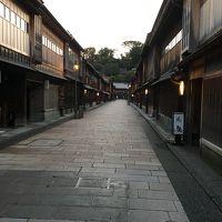 金沢で朝ラン