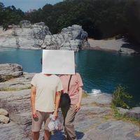 2002年(平成14年)8月長瀞(宝登山神社 長瀞ライン下り 岩畳) 寄居(少林寺 京亭)を訪れます。