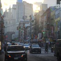 ニューヨーク・チャイナタウン ぶらり散策