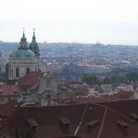 オーストリア・チェコ旅行6 プラハ城・カレル橋
