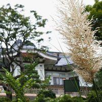 富士屋ホテルの紅葉はずっと先(9月4日)