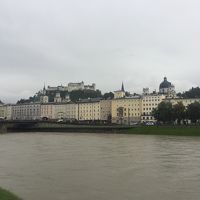 【中欧一人旅�】絶望のザルツブルク、そしてハルシュタットに移動