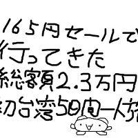 1165円セールで行ってきた総額2.3万円の初台湾5日間一人旅 1・2日目 中部から台北・九分観光