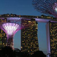 今月(8月)の旅行は、シンガポールへ(1日目)・・・