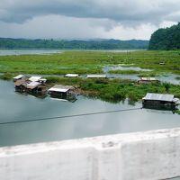 2017年 微笑みの国タイ【その1】 モンブリッジと湖に沈むお寺の町サンクラブリー