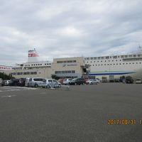 新日本海フエリーの旅:新潟〜小樽