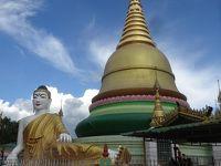 2016年10月-11月 仏像大好き!摩訶不思議姉妹のミャンマー周遊旅 1日目(ヤンゴン)