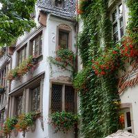 アルザスとロマンチック街道かわいい街めぐり1