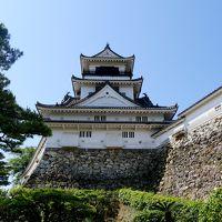 2017.6高知出張旅行2-高知城は素晴らしい ,高知県立高知城博物館,とさでんで後免町まで