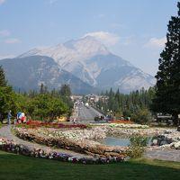 祝 結婚三十周年記念(真珠婚)カナダ旅行(バンフ3泊目 後半編)