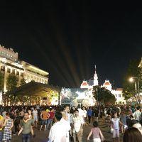 2017.9_ベトナムホーチミンで食べ歩き