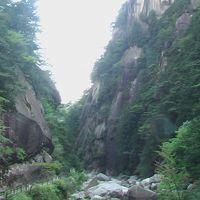 2005年(平成17年)9月秩父往還(雁坂トンネル)より恵林寺 昇仙峡渓谷 甲府(武田神社 美術館等)を見て、中央道で帰還します。