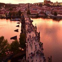 【中欧一人旅�】プラハ二日目、絶景に出会う。