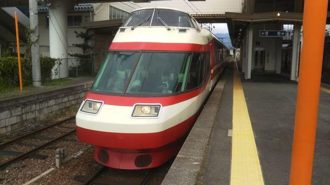何度か書いているスマホのアプリ上、神奈川県と山梨県の鉄道には全線乗ったことが記録されています。<br /><br />次の目標は長野県の全線乗車で、当然と言えば当然かも知れませんが残っているのは私鉄ばかり。<br /><br />こんな時に役に立つのが週末パスとばかり、週末パスを使って長野県の私鉄に乗りに行って来ました。<br /><br />行程は以下の通りですが、アプリ上長野電鉄屋代線の各駅にもチェックインしないと全線乗車したことにならないようで、今回は長野県の全線乗車を達成できませんでした。<br /><br />幸いなことに長野電鉄屋代線の跡にほぼ沿ってバスが走っているようなので、近いうちに屋代線の旧駅にチェックインしに行かなければと思っています。<br /><br /><br />(一日目)<br /><br />町田-(横浜線)→八王子-(中央本線・篠ノ井線)→松本-(松本電鉄)→新島々-(松本電鉄)→松本-(篠ノ井線)→長野-(しなの鉄道北しなの線)→妙高高原-(しなの鉄道北しなの線)→長野-(長野電鉄)→湯田中<br /><br />(二日目)<br /><br />湯田中-(長野電鉄)→長野-(しなの鉄道)→上田-(上田電鉄)→別所温泉-(上田電鉄)→上田-(しなの鉄道)→軽井沢-(JRバス関東)→横川-(信越本線)→高崎-(湘南新宿ライン)→小田原