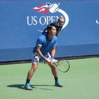 2017.8 全米オープンテニス観戦とNYの旅� 1回戦、2回戦、3回戦♪