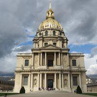 今月(9月)の旅行は、今年2度目のパリへ(3日目)・・・