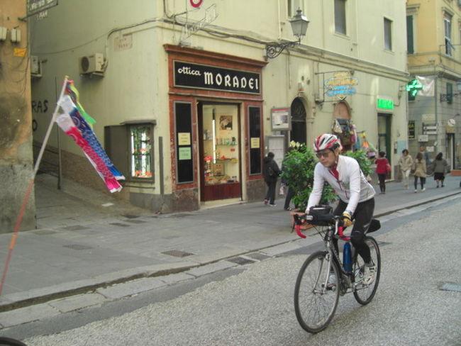 イタリアサイクリングD3
