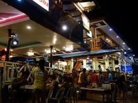 駐在のついでに 【その49】 フィリピン遠征� エルニド2日目、夜の街歩き!