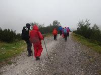 チロル カルヴェンデル山群ハイキング 5