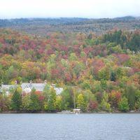 秋のカナダ旅行記・4日目 ローレンシャン〜モントリオール〜オタワ