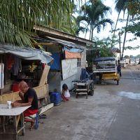 駐在のついでに 【その50】 フィリピン遠征� エルニド3日目の朝の街歩き、女性の朝シャンはフィリピン文化か?!