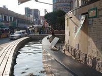 ソウル・ハレの日 1日目(後)列車の中で楽しむ足湯
