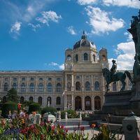 2017.8  今年もマイルで チェコ・オーストリア・ポーランド(&IST・SEL) 中世の美しい城と街並み 民族の歴史と文化を感じて 7)ウィーンの小路散歩とウィーンパス盛り沢山観光 1・2日目
