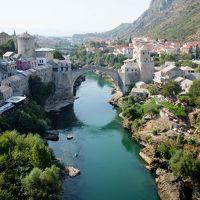 クロアチアに行ってきました12(モスタル)