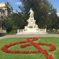 ♪中欧5♪『花の都はウィーン』と命名!(宮殿&庭園ver.)