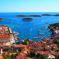 思い切って個人旅行★夏のクロアチア・スロヴェニア #4 スピードボートで巡るアドリア海の島々・「青の洞窟」