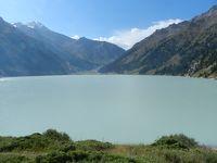 カザフスタン・南都アルマトイの上高地 大アルマトイ湖紀行