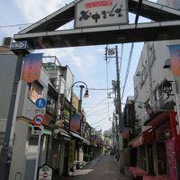 日暮里駅から谷中銀座周辺を歩く